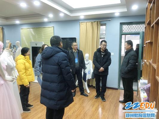 郑州市人社局专家zu来校评审专项职业能力考核机构设立资格